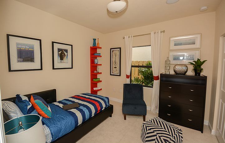 Bedroom featured in the Anchor By Lennar in Miami-Dade County, FL