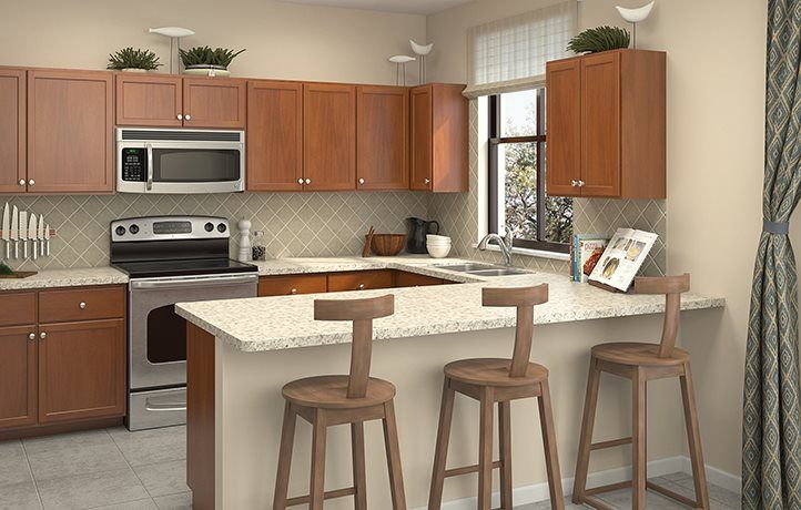 Kitchen featured in the Anchor By Lennar in Miami-Dade County, FL