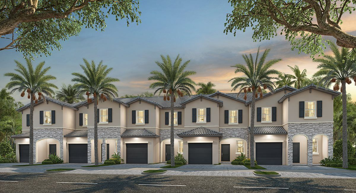 Exterior featured in the Dijon By Lennar in Miami-Dade County, FL