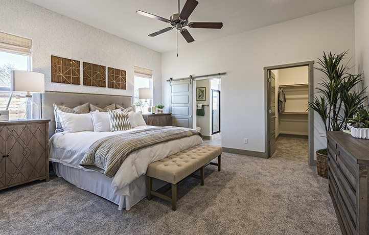 Bedroom featured in the Sundance By Lennar in Merced, CA