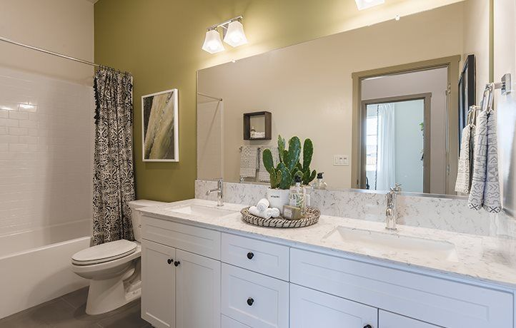 Bathroom featured in the Moonlight By Lennar in Merced, CA