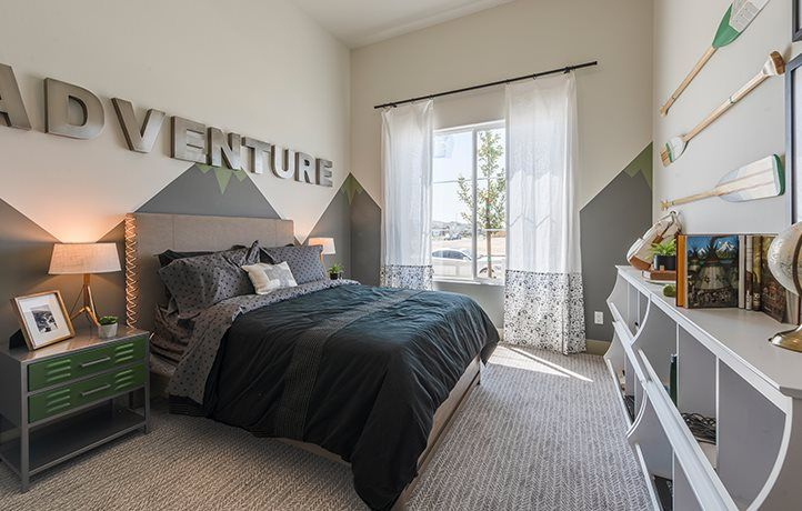 Bedroom featured in the Moonlight By Lennar in Merced, CA