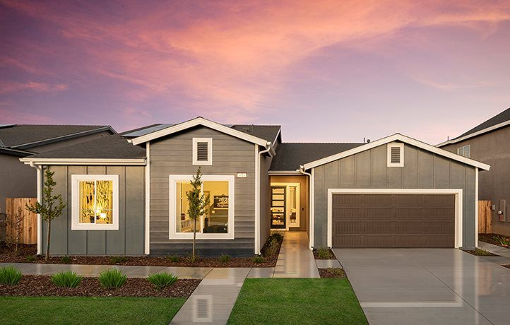 Exterior featured in the Moonlight By Lennar in Merced, CA