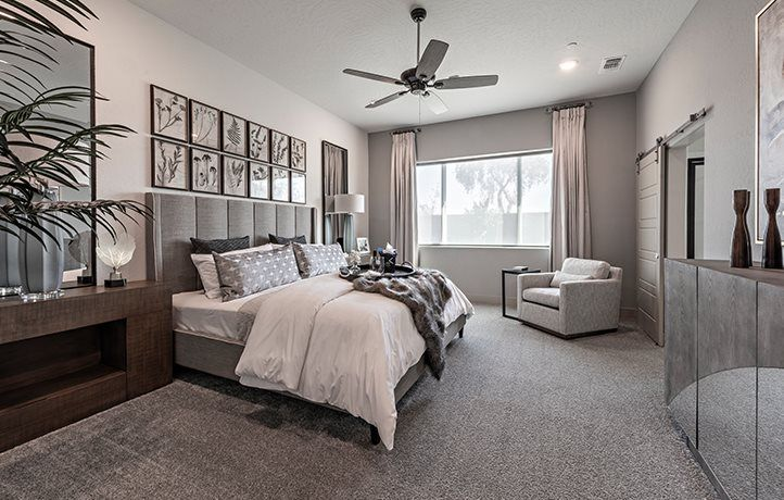 Bedroom featured in the Solstice - Next Gen By Lennar in Merced, CA