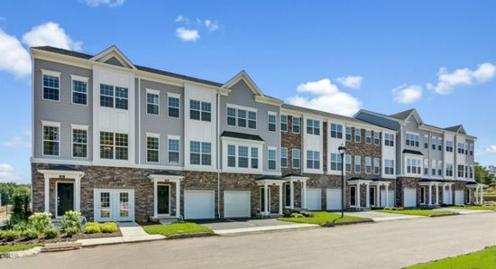 Lennar at Fox Hollow by Lennar in Somerset County New Jersey