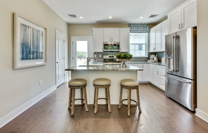 Kitchen featured in the Oxford By Lennar in Somerset County, NJ