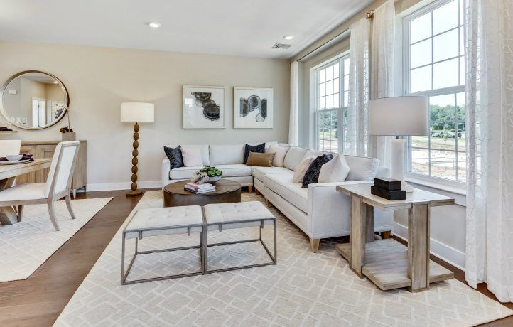 Living Area featured in the Oxford By Lennar in Somerset County, NJ