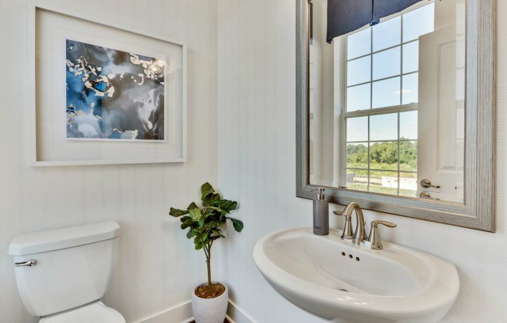 Bathroom featured in the Oxford By Lennar in Somerset County, NJ