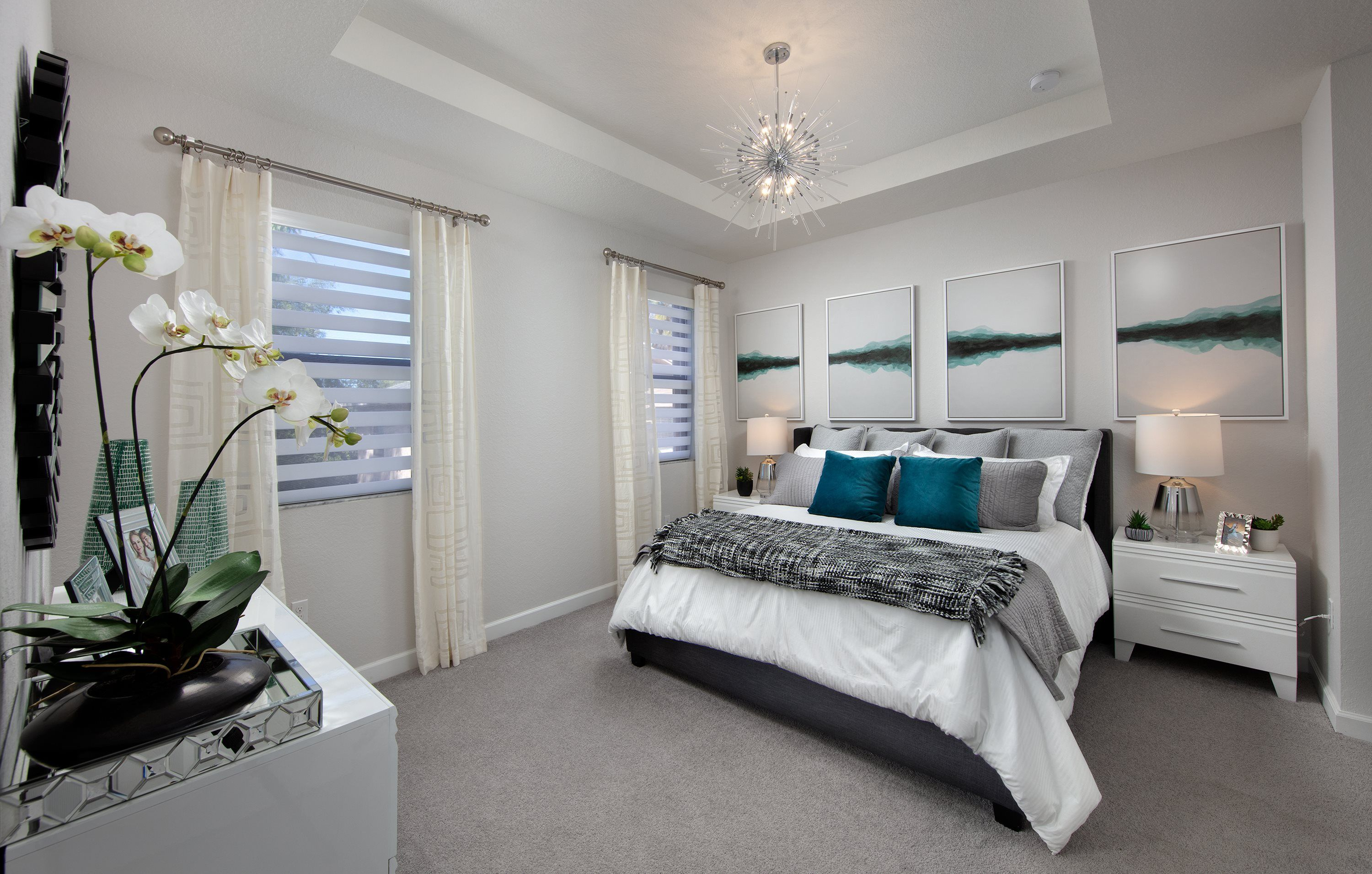 Bedroom featured in the Model B By Lennar in Broward County-Ft. Lauderdale, FL
