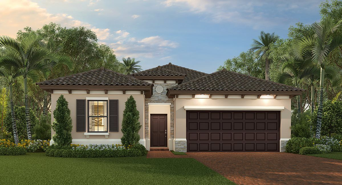 Exterior featured in the Ayla By Lennar in Miami-Dade County, FL