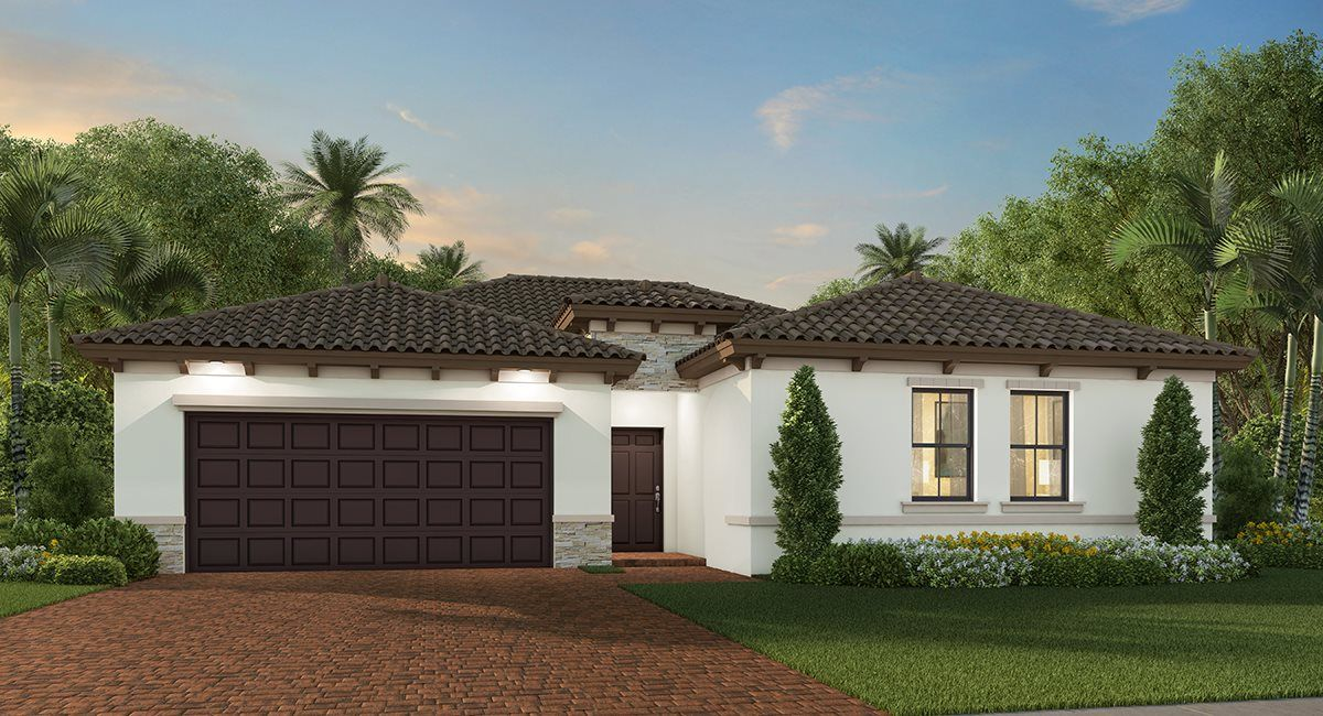 Exterior featured in the Bellamy By Lennar in Miami-Dade County, FL