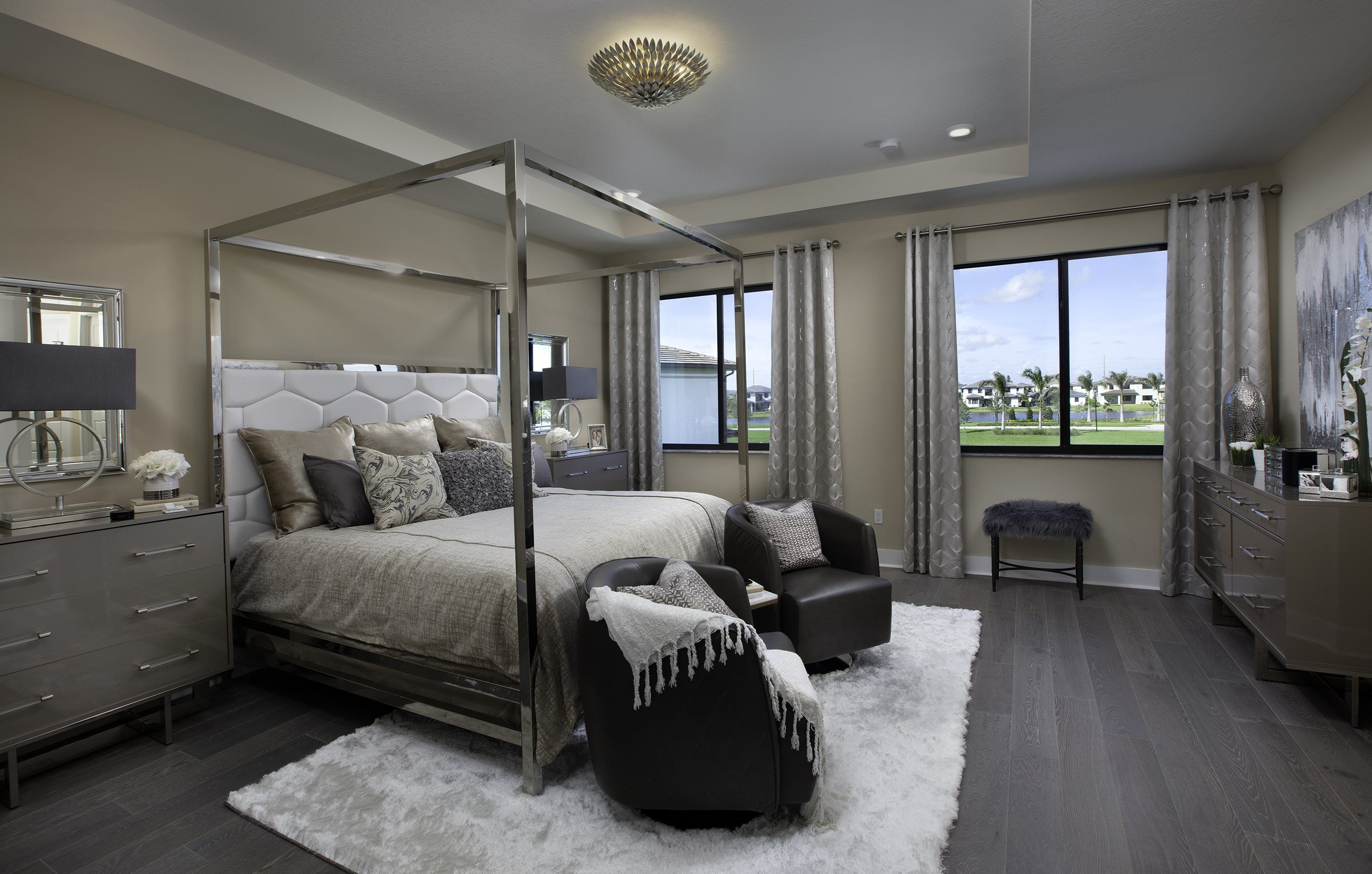 Bedroom featured in the Carrington By Lennar in Broward County-Ft. Lauderdale, FL