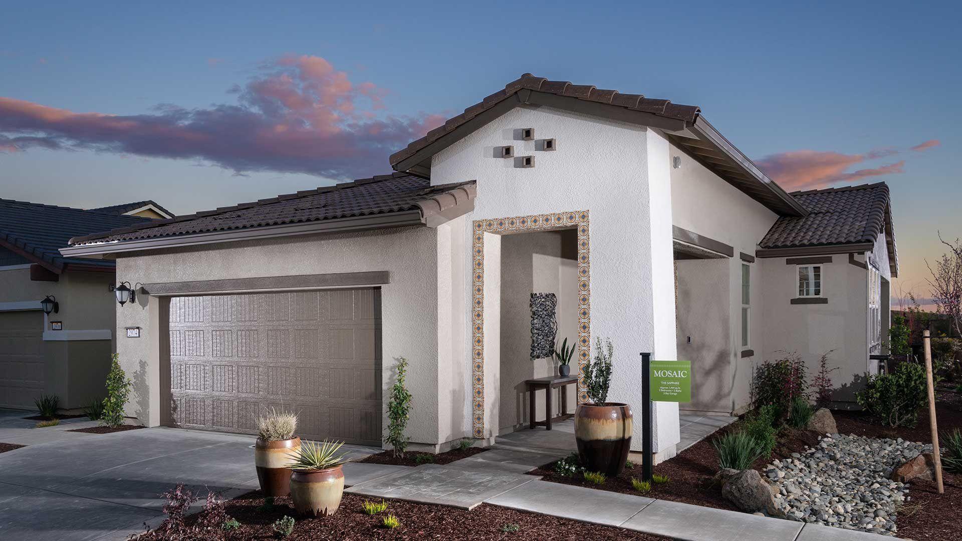 'Heritage El Dorado Hills - Mosaic' by Lennar - Sacramento Homebuilding in Sacramento