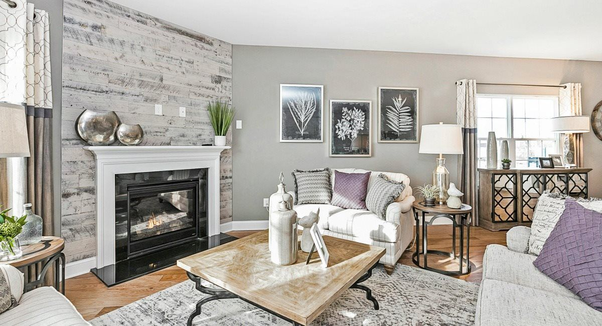 Living Area featured in the Arcadia Grande By Lennar in Morris County, NJ