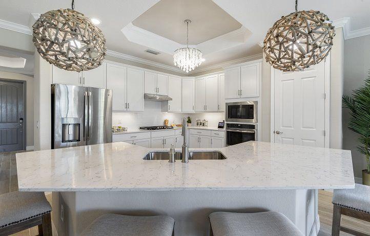 Kitchen featured in the Remington By Lennar in Punta Gorda, FL