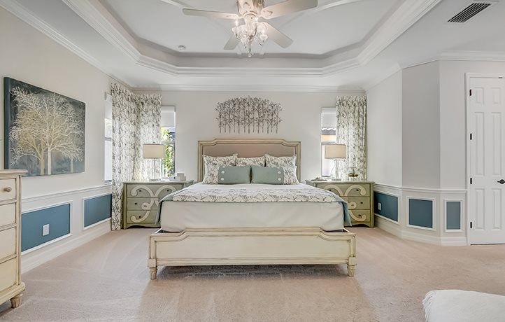 Bedroom featured in the Cypress By Lennar in Punta Gorda, FL