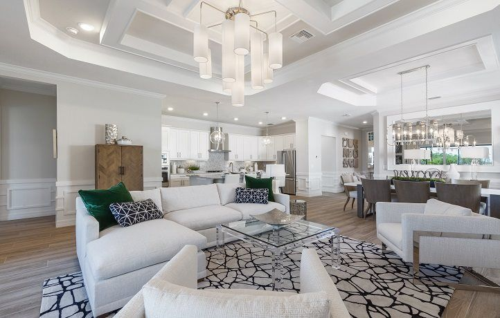 Living Area featured in the Calusa By Lennar in Punta Gorda, FL