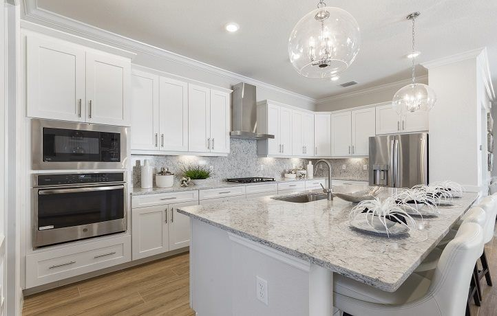 Kitchen featured in the Calusa By Lennar in Punta Gorda, FL