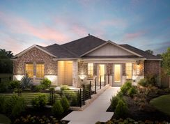 Catesby - Bryson - Highlands and Claremont Collection: Leander, Texas - Lennar
