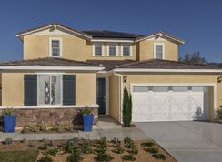 Residence Three - Gabion Ranch - Iron Walk: Fontana, California - Lennar