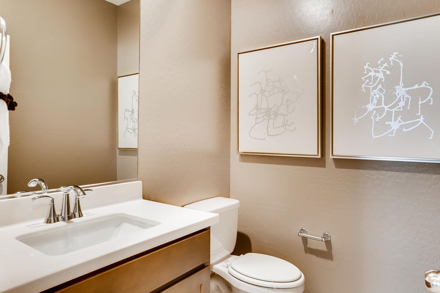 Bathroom featured in the Vera By Lennar in Las Vegas, NV