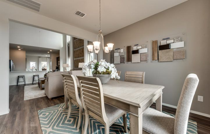 Living Area featured in the Diamond By Lennar in Dallas, TX