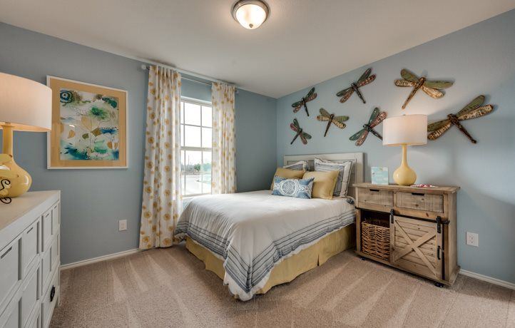 Bedroom featured in the Diamond By Lennar in Dallas, TX