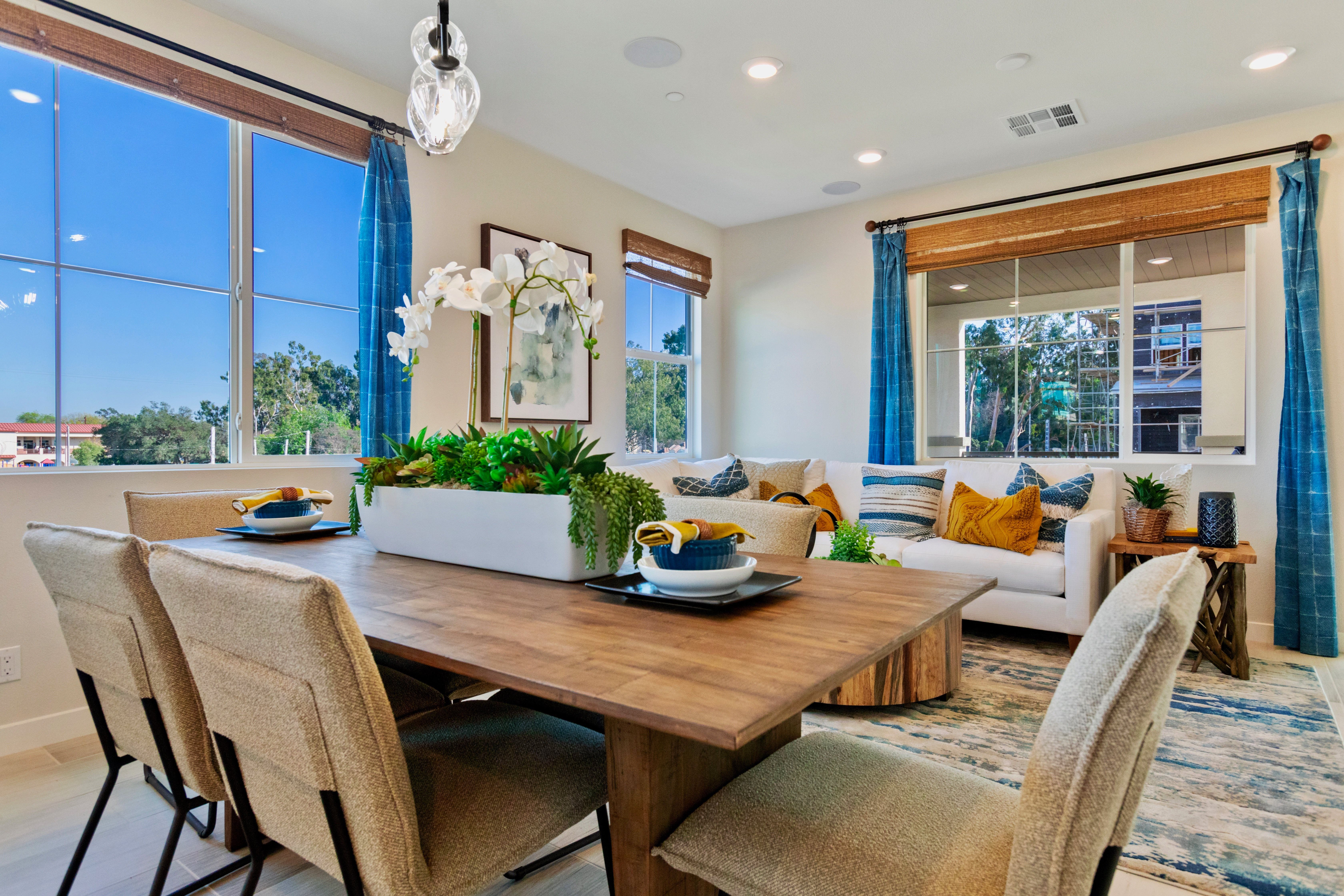 Living Area featured in the Residence 3 By Lennar in Los Angeles, CA