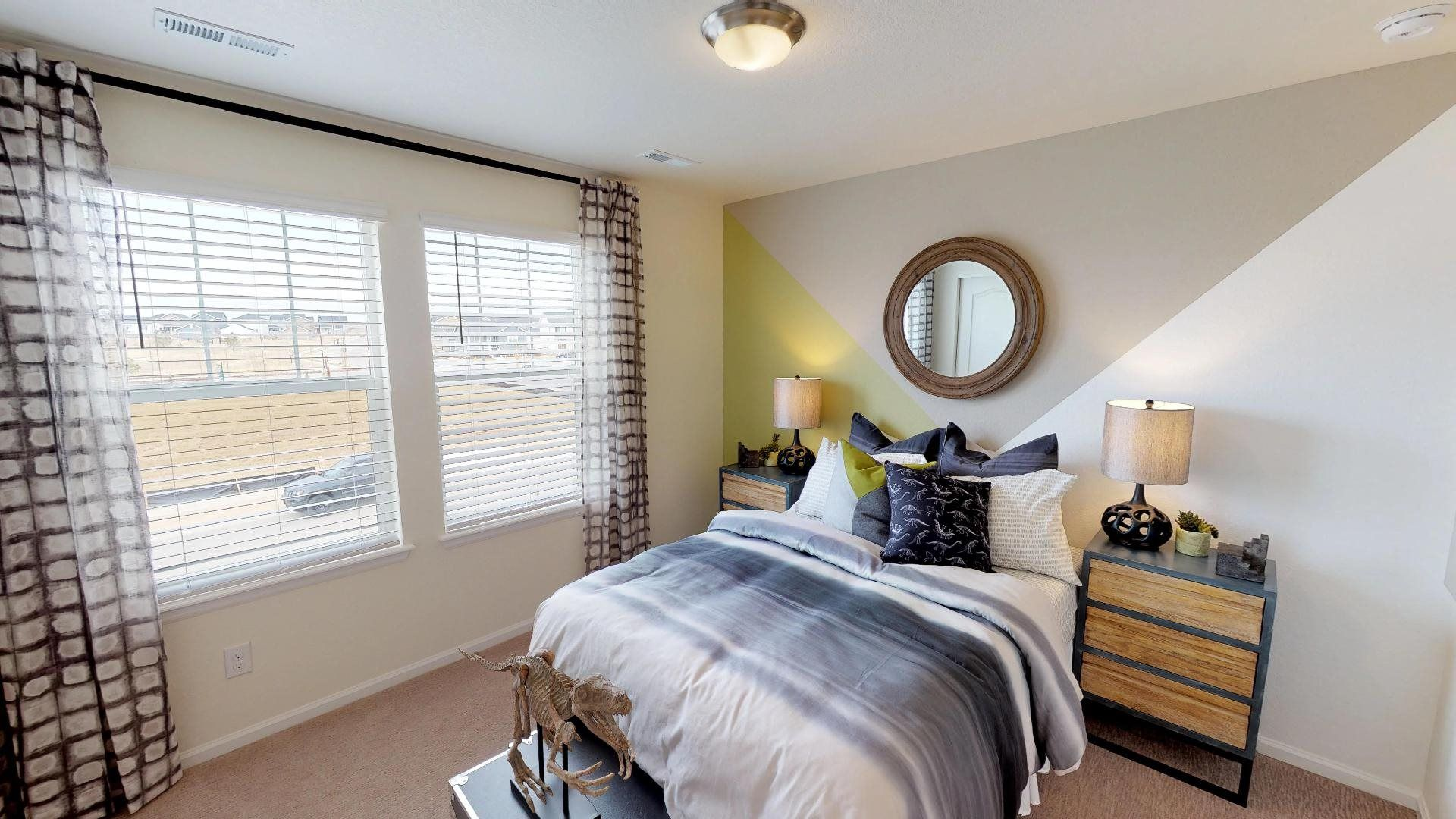 Bedroom featured in the Chelton By Lennar in Boulder-Longmont, CO