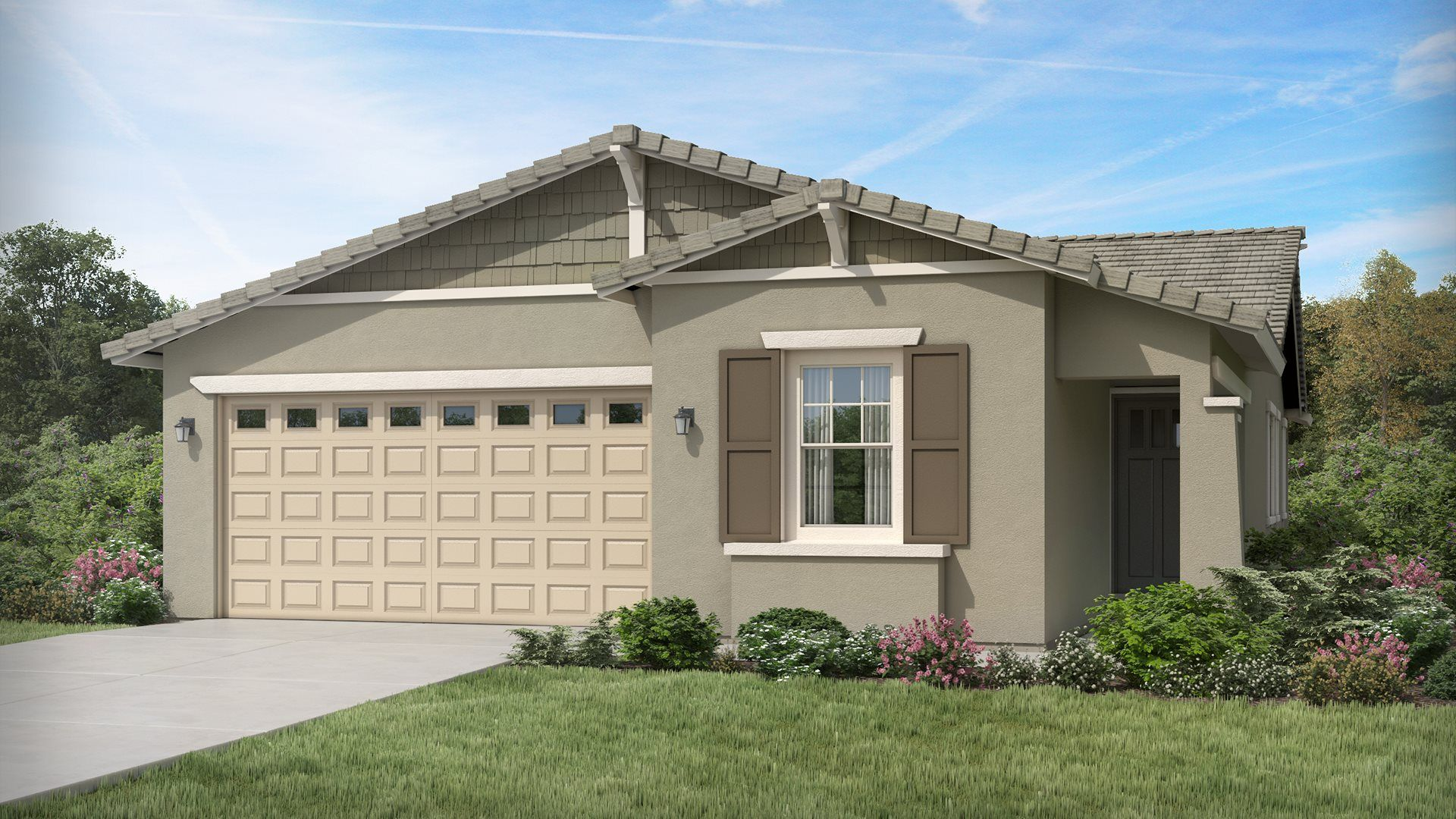Exterior featured in the Palo Verde Plan 3519 By Lennar in Phoenix-Mesa, AZ