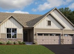 Clearwater EI - Summers Landing West - Discovery Collection: Cottage Grove, Minnesota - Lennar