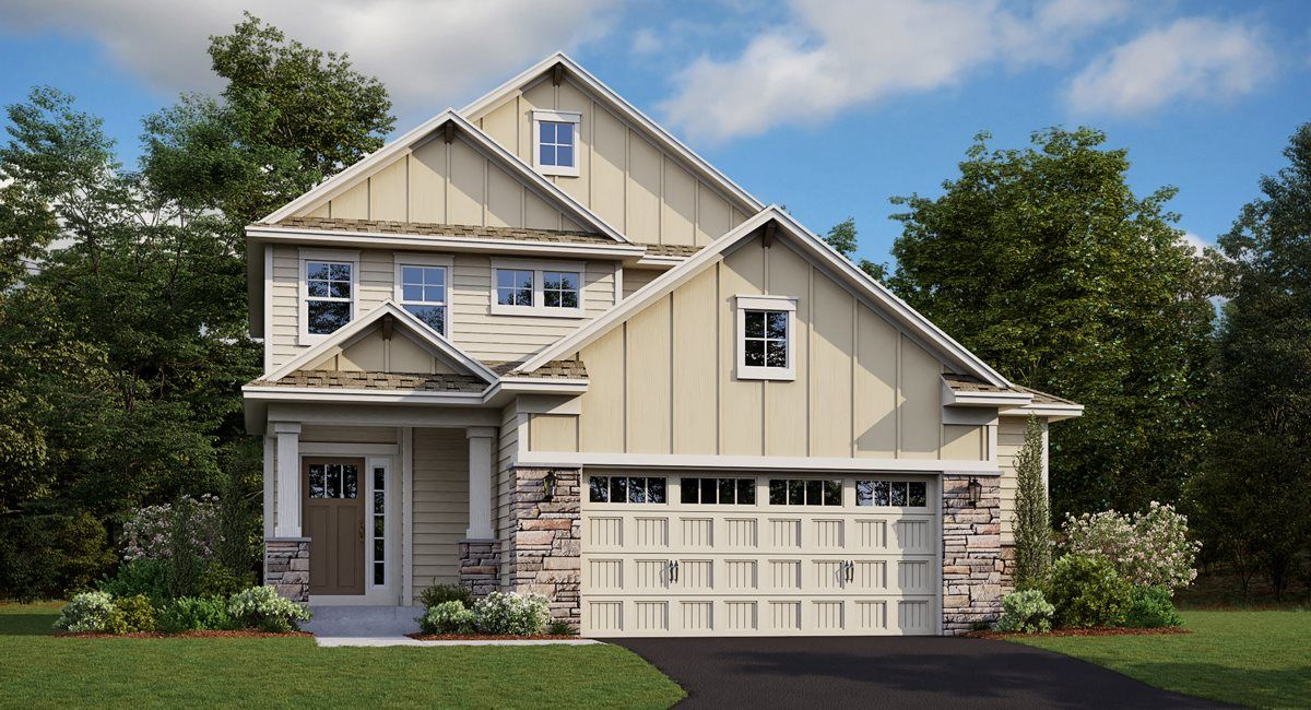'Sundance Greens - Venture Collection' by Lennar-Minnesota Homebuilding in Minneapolis-St. Paul