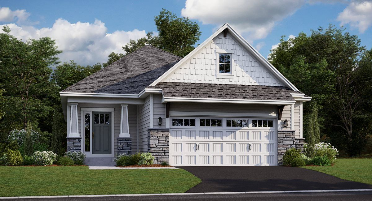 Exterior featured in the Teton EI By Lennar in Minneapolis-St. Paul, MN
