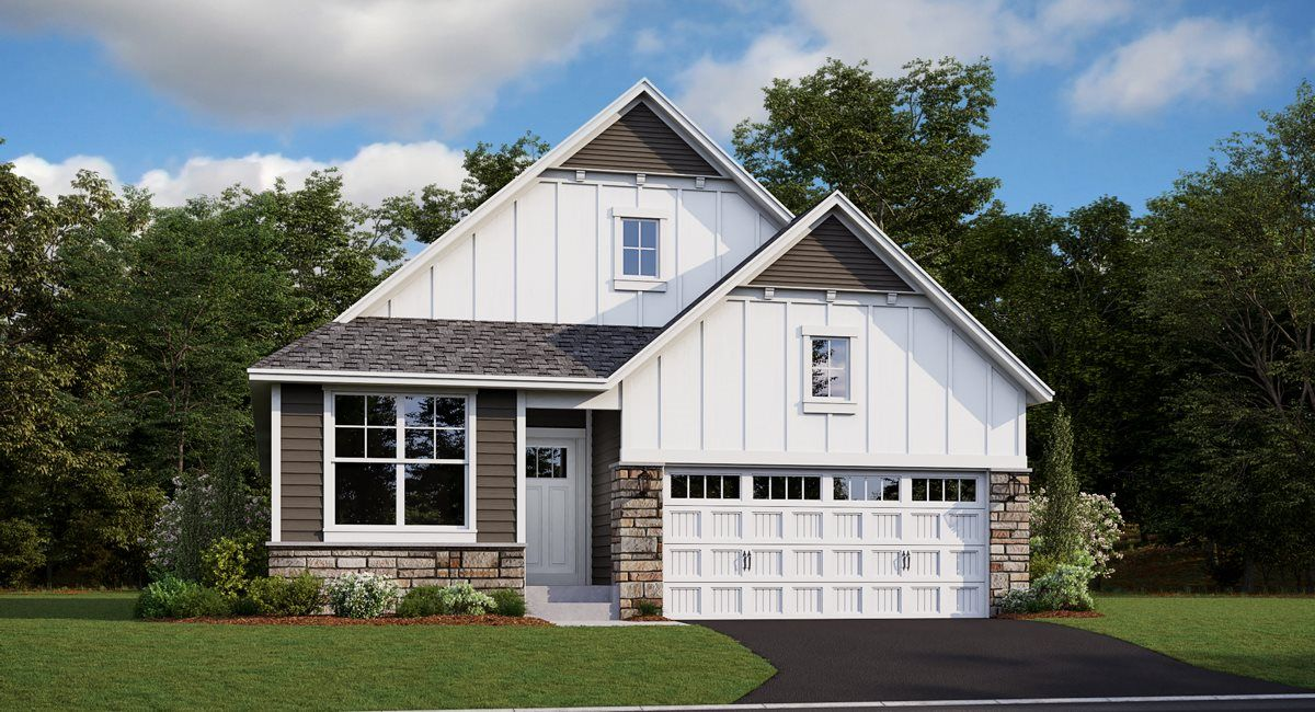 Exterior featured in the Zion EI By Lennar in Minneapolis-St. Paul, MN