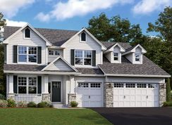 Snelling EI - Summerlyn - Classic Collection: Lakeville, Minnesota - Lennar