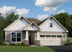 Corsica Patio EI - Laurel Creek - Lifestyle Villa Collection: Osseo, Minnesota - Lennar