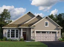 Florence Patio EI - Laurel Creek - Lifestyle Villa Collection: Osseo, Minnesota - Lennar