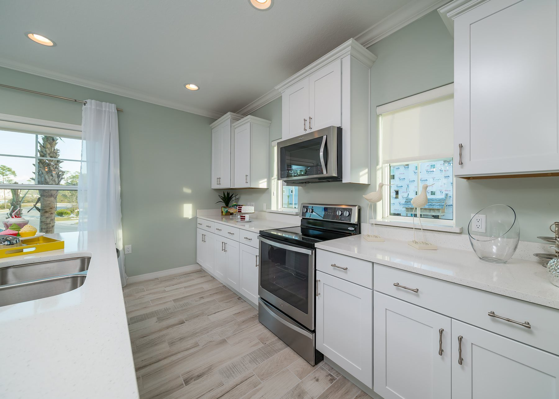 Kitchen featured in the 2BR Townhome By Lennar in Pensacola, FL