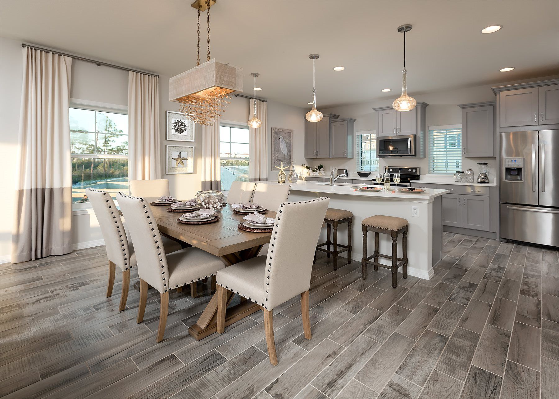 Kitchen featured in the 3BR Townhome By Lennar in Pensacola, FL