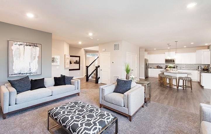 Living Area featured in the Springfield EI By Lennar in Minneapolis-St. Paul, MN