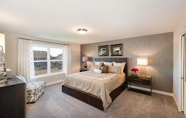 Bedroom featured in the Springfield EI By Lennar in Minneapolis-St. Paul, MN