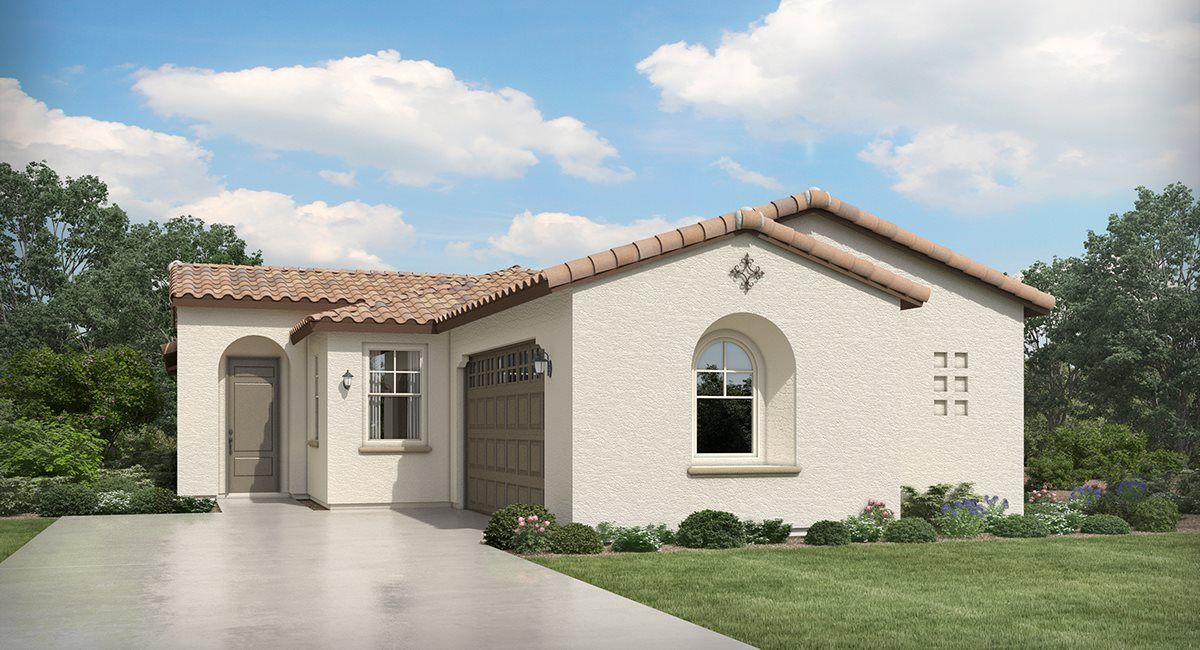 Exterior featured in the Mesquite Plan 3516 By Lennar in Phoenix-Mesa, AZ