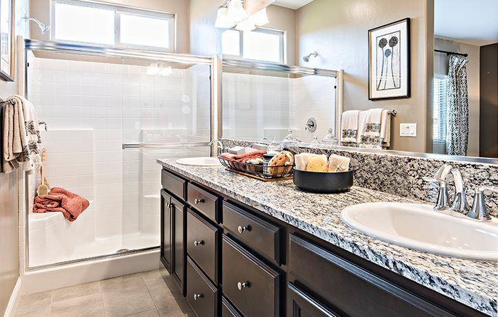 Bathroom featured in the Foxtail By Lennar in Visalia, CA