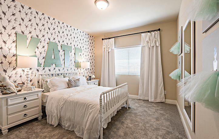 Bedroom featured in the Ponderosa By Lennar in Visalia, CA