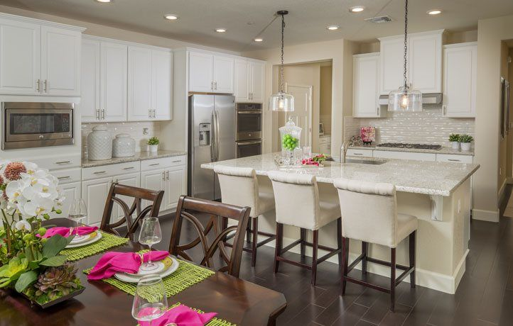 Kitchen featured in The Montecito - Plan 2213 By Lennar in Sacramento, CA