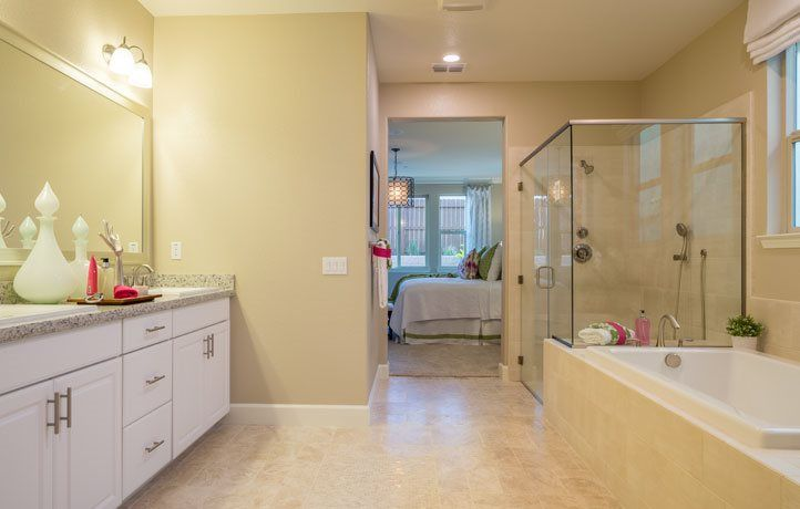Bathroom featured in The Montecito - Plan 2213 By Lennar in Sacramento, CA