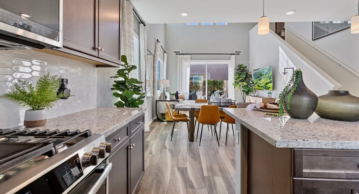 Kitchen featured in the Residence 1 By Lennar in Ventura, CA