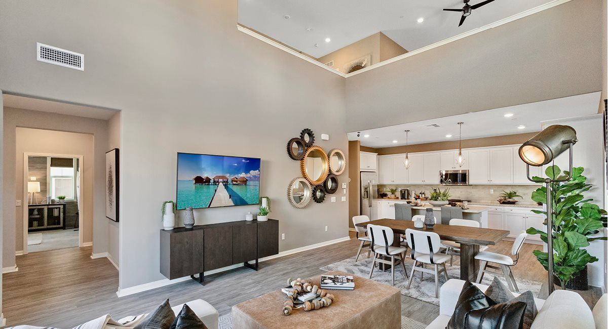 Living Area featured in the Residence 2 By Lennar in Ventura, CA