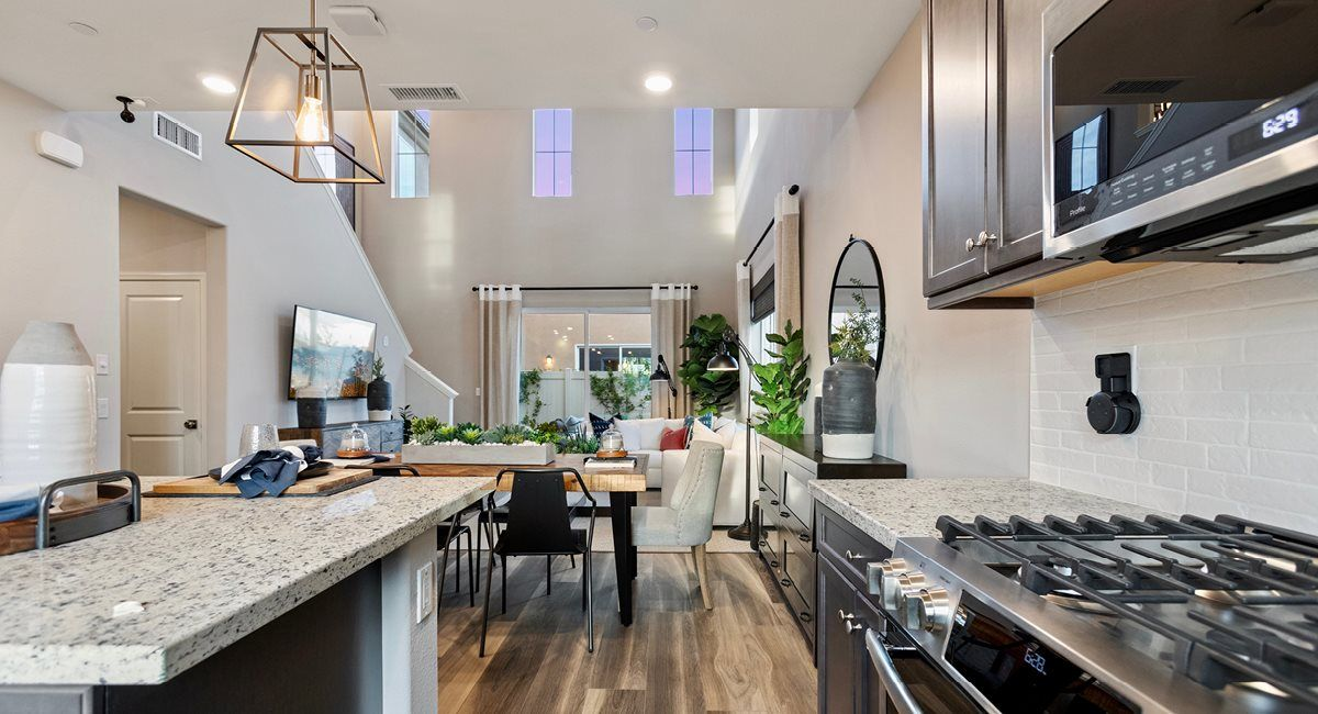 Kitchen featured in the Residence 4 By Lennar in Ventura, CA