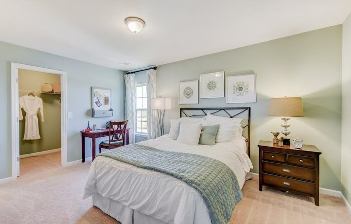 Bedroom featured in the Granville By Lennar in Charlotte, NC